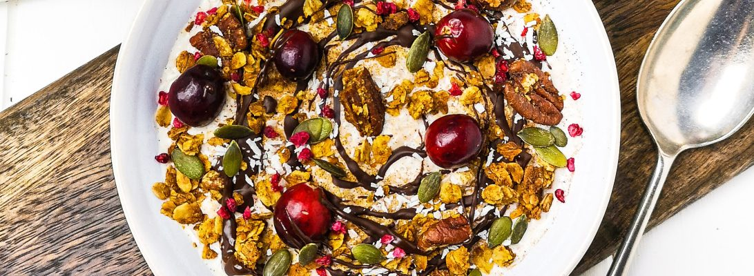 Christmas Spiced Granola