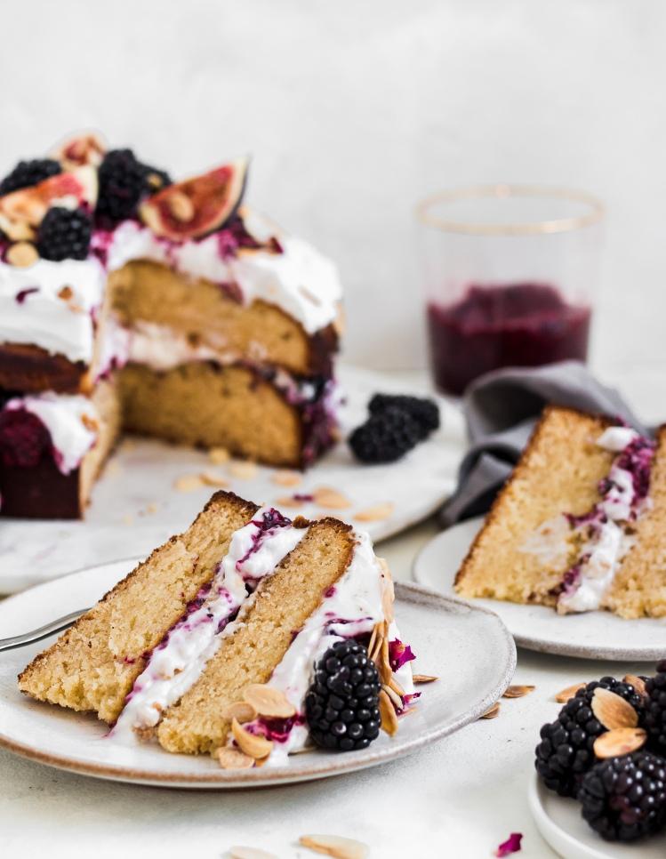Gluten Free Celebration Cake