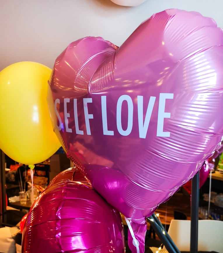 Perkier X Pudology Self Love Pop Up