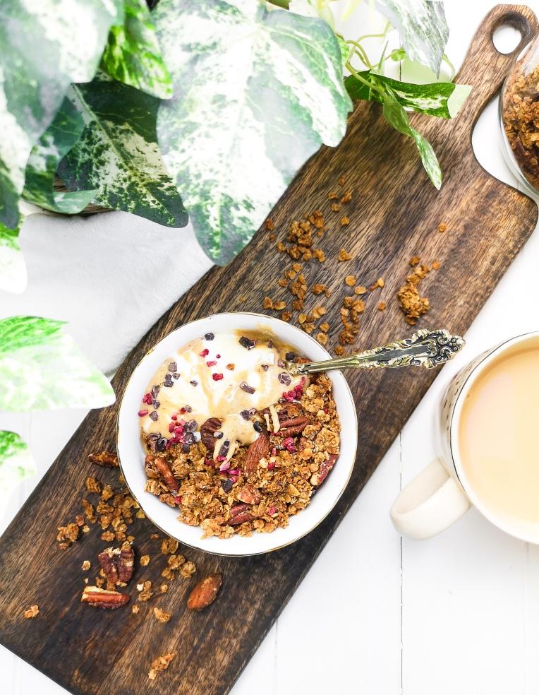 Chai Latte Granola