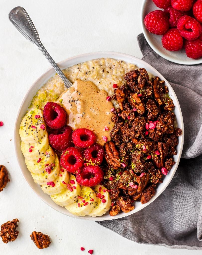 Gluten free porridge