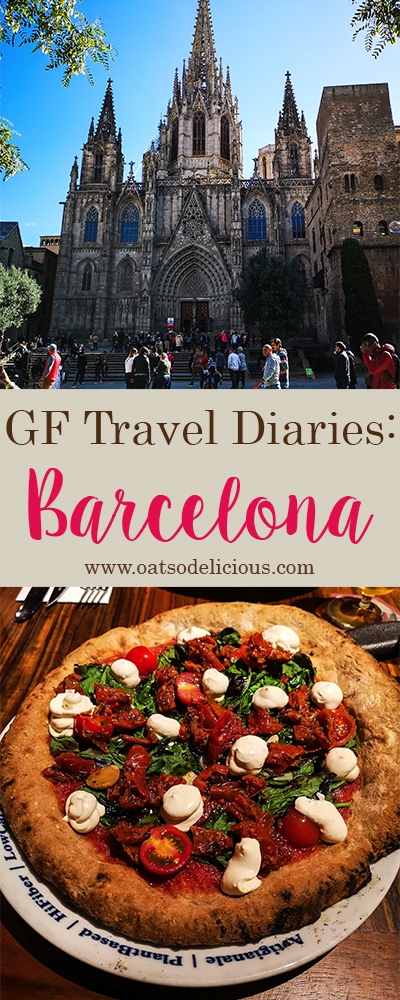 GF Travel Diaries: Barcelona